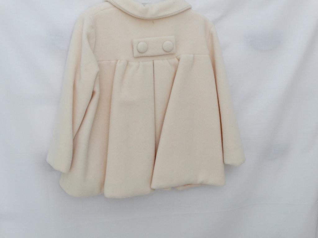 εκρού παλτό (3)   Baby Dowry 9bc67ff3737